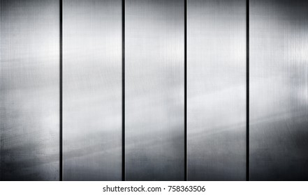 silver metal bar background