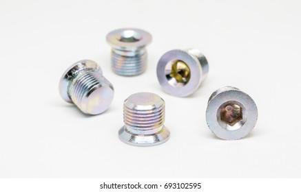 Hex Flange Bolt Head Images, Stock Photos & Vectors | Shutterstock