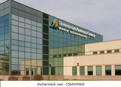 Silver Spring, MD / USA - March 14, 2011: World headquarters of the Seventh-day Adventist Church