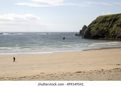 Silver Strand Beach; Malin Beg, Donegal, Ireland