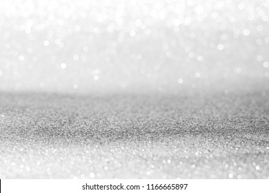 Silver texture christmas abstract background