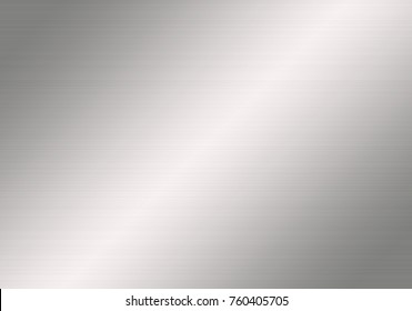 silver texture metal background