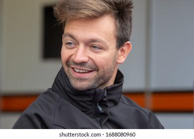 Silverstone Circuit, England. 08/31/2019. Race driver Matthieu Vaxivière, RLR MSport. ELMS 4 Hours of Silverstone.