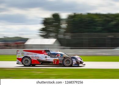 Silverstone Circuit, Northamptonshire, England, August 19 2018