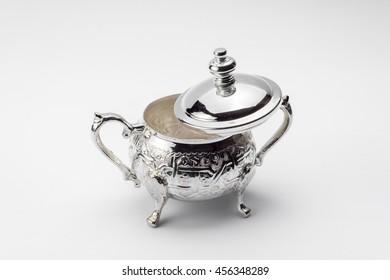 Silverware sugar holder