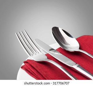 Silverware and Textile.