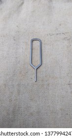 Sim card tray remover eject pin key tool