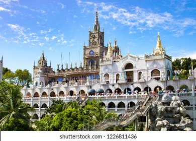 Simala church in Cebu, Philippines