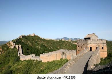 Simatai Great Wall of Beijing