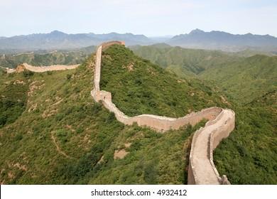 Simatai Great Wall of Bejing, China