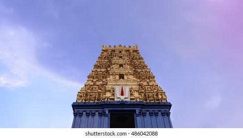 Simhachalam Hindu temple located in Visakhapatnam city suburb, India. It is dedicated to Lord Narasimha (the man-lion), an incarnation of Lord Vishnu.