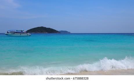 similan beach 2