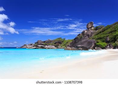 Similan Island, Khaolak, Phang-Nga, Thailand