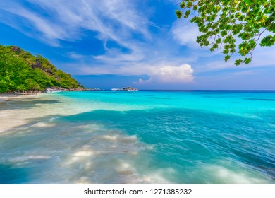 Similan island at Similan national park, Phuket, Thailand