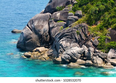 Similan islands, Phuket, Thailand.