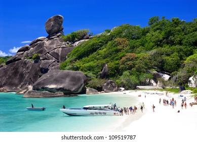 Similan islands, Thailand, Phuket.