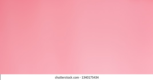 simple background rose solid color wallpaper pattern with slightly gradient , copy space