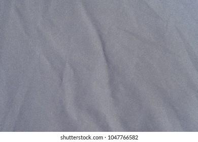 Simple black nylon cloth texture
