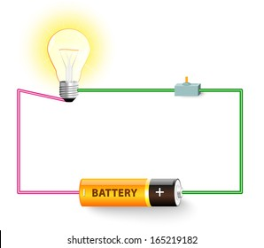 Electric Circuit Diagram Images Stock Photos Vectors Shutterstock