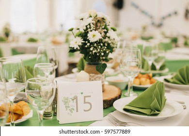 Wedding Table Number Images, Stock Photos & Vectors | Shutterstock