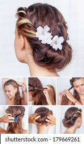 Simple hairdo tutorial