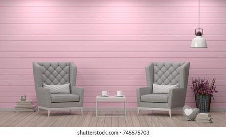 Modern Living Room Interior Couch Lamps Stock Vector 511922107 ...