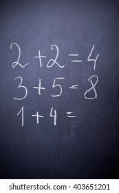 simple mathematical example