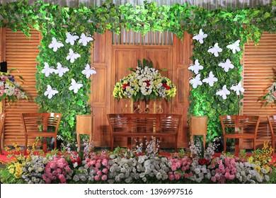 Dekorasi Pernikahan Images Stock Photos Vectors