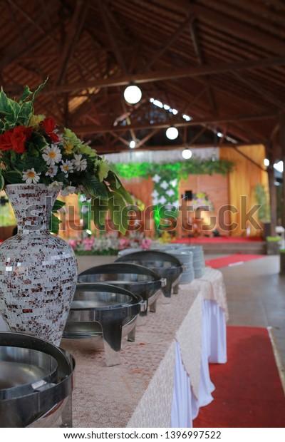 Simple Minimalist Wedding Decorations Make Wedding Stock