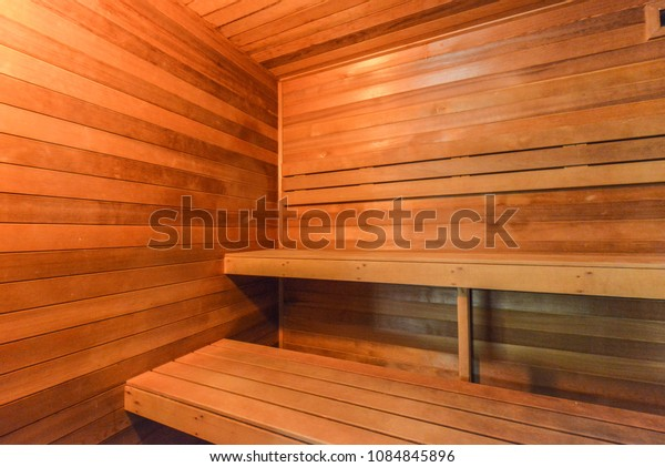 Simple and natural sauna