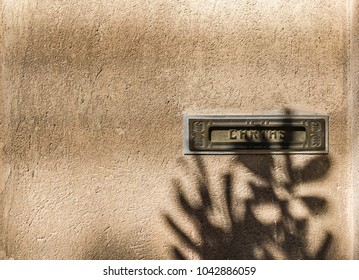 Simple spanish mailbox