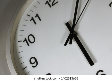 Simple and Stylish clock image