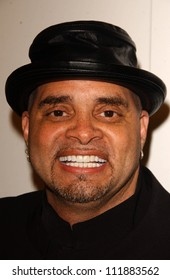 "Sinbad at Ebony's Pre-Oscar Celebration ""Take 3"". Jim Henson Studios, Hollywood, CA. 02-22-07"