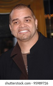 "SINBAD at the world premiere of ""The Pursuit of Happyness"" at the Mann Village Theatre, Westwood. December 7, 2006  Los Angeles, CA Picture: Paul Smith / Featureflash"