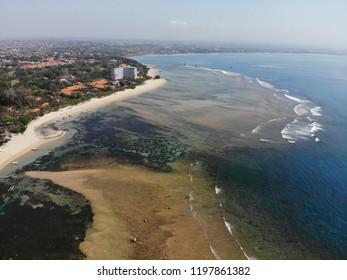 Sindhu beach at Sanur, Bali, Indonesia