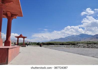 Sindhu Ghat, Ladakh
