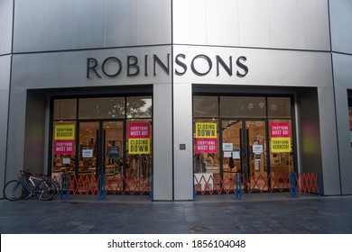 Singapore, 08 Nov, 2020: Robinsons, the 162-year-old department store announced on Oct 30 the impending closure of its last two stores in Singapore