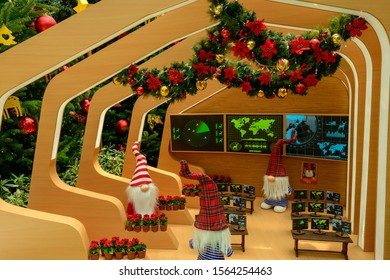 Gardens By The Bay Christmas Stock Photos Images Photography Shutterstock