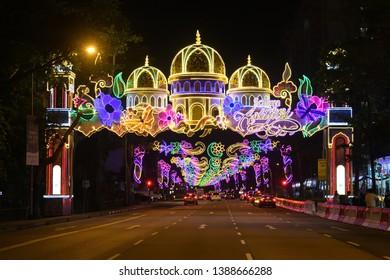 Singapore 4th May 2019. Geylang Serai Hari Raya Bazaar