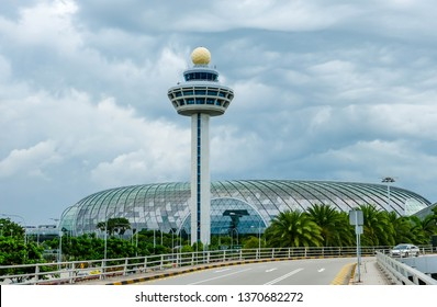 Singapore, April 14, 2019- Jewel Changi is an extension of Changi Airport