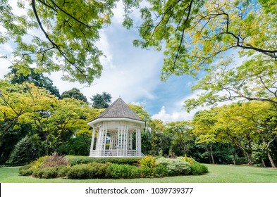 The Singapore Botanic Gardens is a 158-year-old tropical garden. It is one of three gardens, and the only tropical garden, to be honoured as a UNESCO World Heritage Site.
