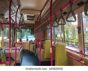 Singapore Bus, The Public transport of empty seat.