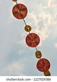 Singapore Chinatown lantern