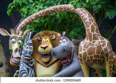 Madagascar Movie Images, Stock Photos & Vectors | Shutterstock