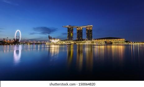 Singapore Landscape No.1