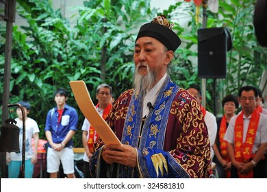 Taoism marriage