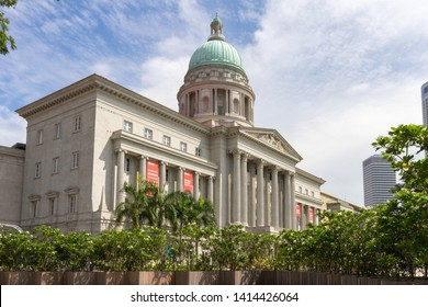 The SIngapore National Art Gallery,