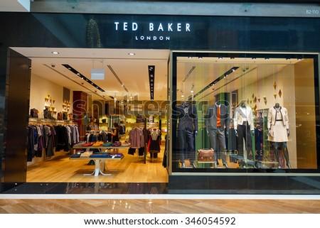 72ca09eb41d990 SINGAPORE NOVEMBER 08 2015 Interior Ted Stock Photo (Edit Now ...
