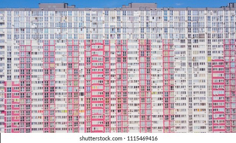 Singapore Public Housing in Punggol District, Singapore. Housing Development Board(HDB), low-rise condominium