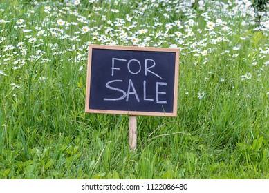 singboard for sale on daisy meadow